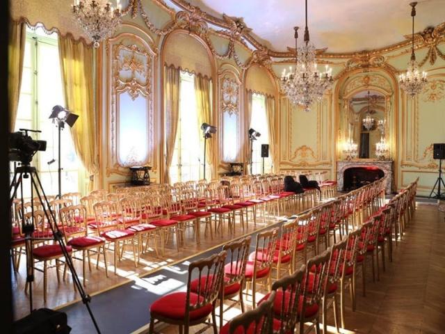 Eveniment moda Ambasada României în Franța